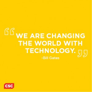 Quotes, Quotes Inspiration, Technology Billgat, Education Quotes ...