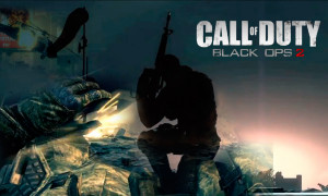 Description: Wallpaper of Call of Duty video game of black ops 2 in ...