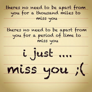 ... missing him or her so grab it from missing day quotes and messages