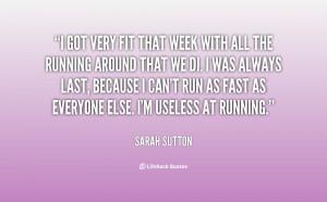 Sarah Sutton