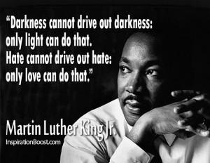 Dr King!