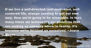 Self Centered Quotes