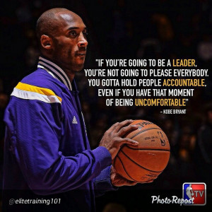 great lesson from one of the best basketball players of his ...