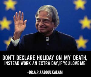 Dr APJ Abdul Kalam Quotes Images