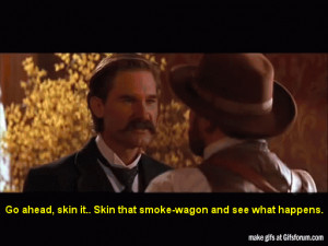 Tombstone Quotes Kurt Russell Tombstone Quotes
