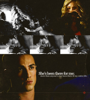 """Four: Your favorite Forwood quote.""""I've been going through a rough ..."""
