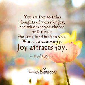 joy attracts joy by rhonda byrne joy attracts joy by rhonda byrne