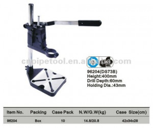 Portable Drill Stand for Hand Held Drill