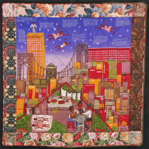Happy Birthday to Faith Ringgold, born on this day in 1930! In this ...