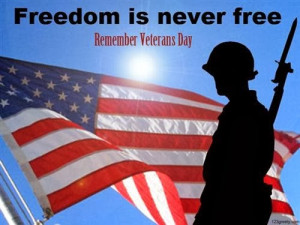 ... for Veterans Day . It appear in many websites as well as magazines