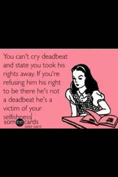 Deadbeat Mom Memes