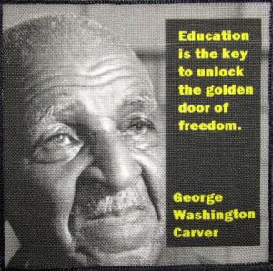 george washington carver famous quotes