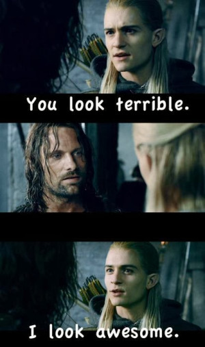 Lord of the Rings Funny Sayings