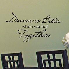 Family Dinner Inspiration