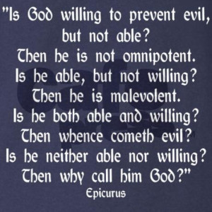 Epicurus Quote T on