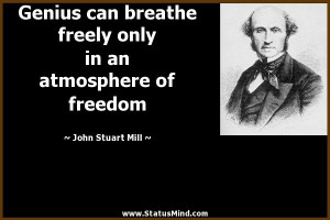 John Stuart Mill Quotes at StatusMind.