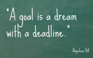 ... to a goal; each step must be itself a goal and a step likewise