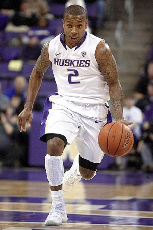 Isaiah Thomas wins Pac-10 Player of the Week