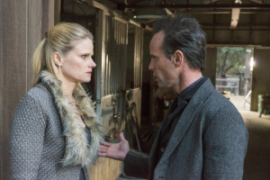 walton goggins and joelle carter interview jpg
