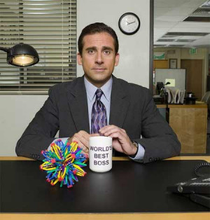 ... to begin this definition with a quote from the erudite Michael Scott