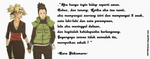 Shikamaru Nara Quotes