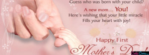 Miss You Mom Quotes For Facebook New mom facebook covers
