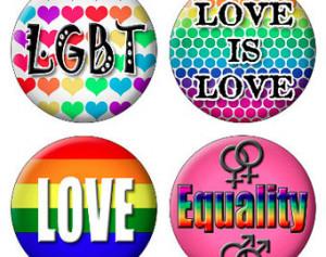 Gay Pride Love Quotes Gay pride ver1 bottlecap