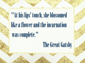 So much so that I created some cute little quotable passages.