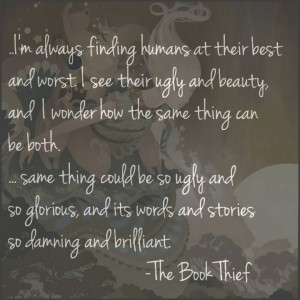 The Book Thief : Better late (review) than never