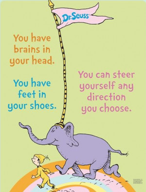 how_pinteresting_dr_seuss_quote_you_have_brains_in_your_head_you_have ...