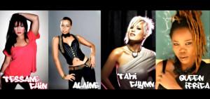 Tessanne Chin And Tami Chynn