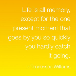 This has been my favorite quote since my senior year of high school. I ...