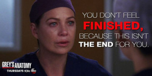 Christina and Meredith best last moment :')