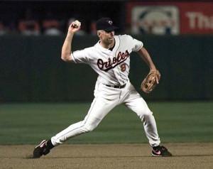 June 25, 1988 - Cal Ripken, Jr. plays in his 1,000th consecutive game
