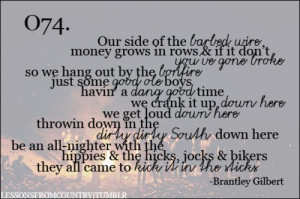 brantley gilbert, country, country music, quotes