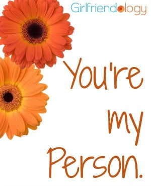 Youre My Person Quote Greys Anatomy