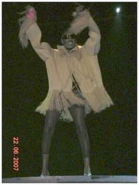 Grace Jones Quotes, Quotations, Sayings, Remarks and Thoughts