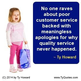 Quotes on Customer Service. Quotes on Service Excellence. Quotes on ...