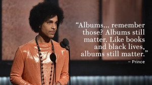 """Prince's """"Rally 4 Peace"""" And A New Venue For Protest Music"""