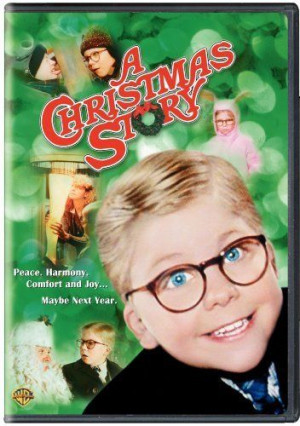 ... Christmas movie. We never tire of it, and quote lines from it often