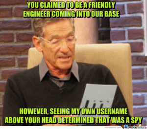 Maury Lie Detector Knows Everything.