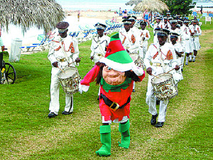christmas celebration in jamaica