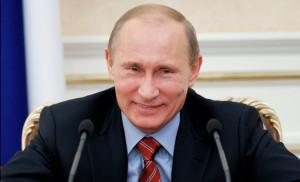 putin smile e1370552367781 Putins most interesting quotes on Obama ...