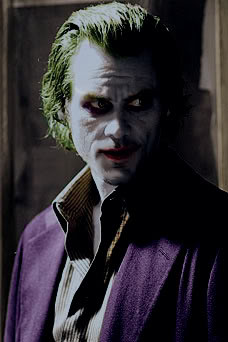 joker i think carrey would have been an awesome joker