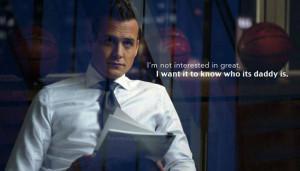 Harvey Specter Quotes
