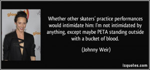 More Johnny Weir Quotes