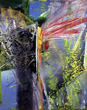 gerhard richter january