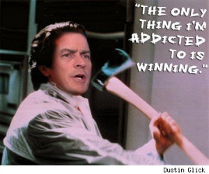 Charlie Sheen Quotes As Spoken by Crazy Movie Characters