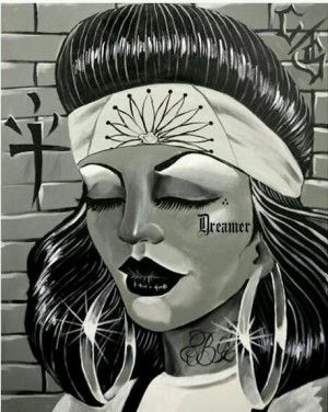 Cholo Love Quotes Mexican drawings la cholos
