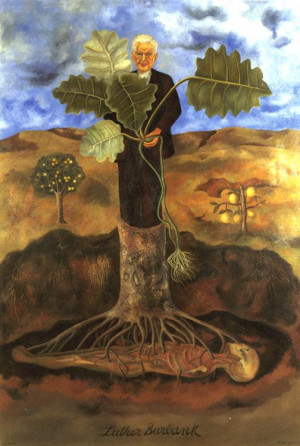 Luther Burbank - 1931